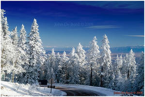 An Enchanted Winter by kkart