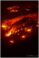 Hills Of Fire by kkart