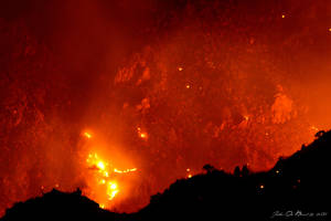 Eruption by kkart