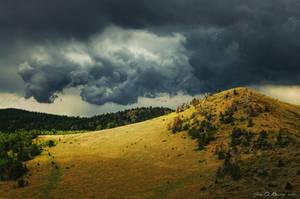 Thunder Rising by kkart