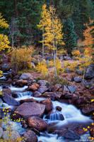 Healing Rivers Of Fall by kkart