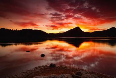 Fire Of Fall by kkart