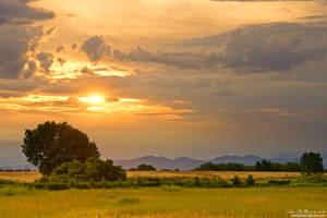 July Skies by kkart