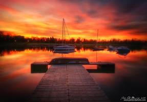 An Earth Day Sunrise by kkart
