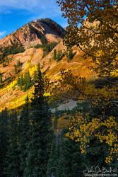 Fall Along Ohio Pass by kkart