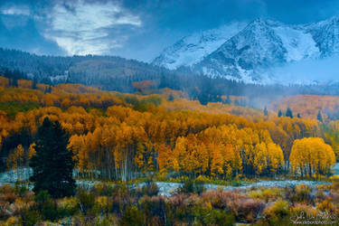 A Morning In Colorado by kkart