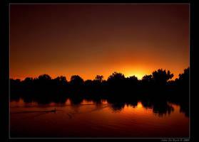 Morning Fire by kkart