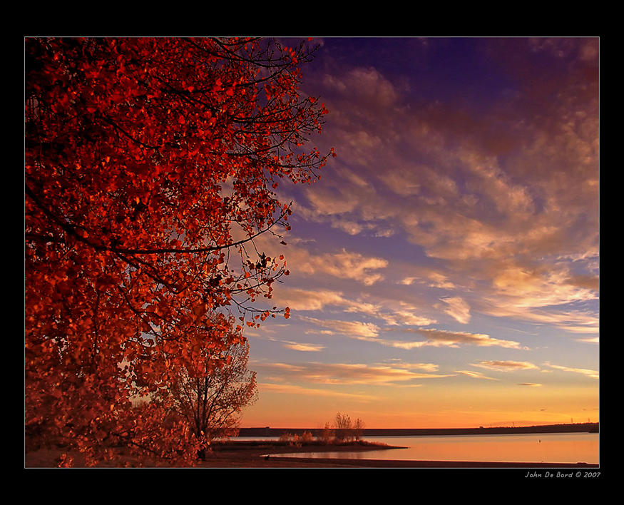 An Autumn To Remember by kkart