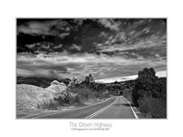 The Desert Highway by kkart