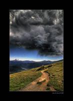Mountain Thunder by kkart