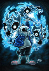 Undertale -Megalovania- by MacGreen
