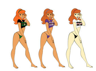 Sexy Daphne's by Knickers22