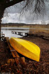 Yellow Boat by Myth87