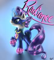 Radiance, the Power Pony by ROBBERGON