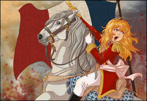 La Rose de Versailles by Adlynh
