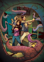 Torchwood Cover by charco