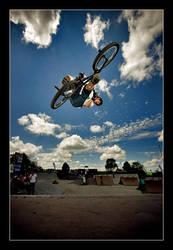 BMX Contest - Quarter 1 by nofreename