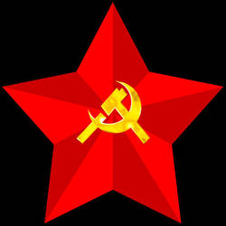 Hammer and Sickle by jolene