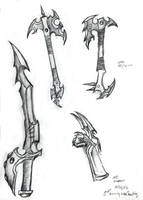 Misc Weapons 11 by Gerak