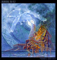 Burning to Fly by mythfits