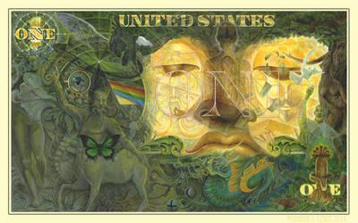 United States - Acrylic by mythfits