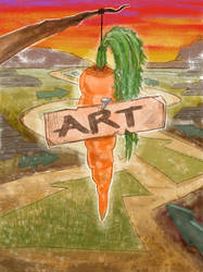 Art Carrot by mythfits