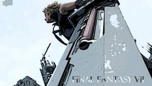Final Fantasy VII BG by FireCouch1