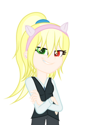  MLPEG:Oc I'm Your Pony Waifu [Practice] by CloudySunshineYT