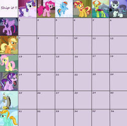  MLP Shipping Grid (Open)  by CloudySunshineYT