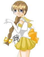 Sailor Leo by cryschan