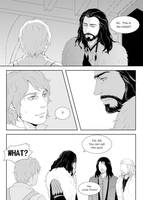 The Hobbit: An Unexpected Romance by trackhua