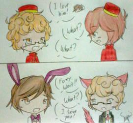 CorLex - I Love Him/You! by Kim-senpai-san