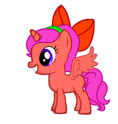 Small pony PNG by Heavenlyx