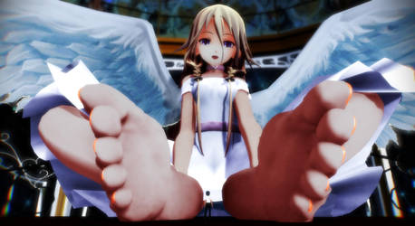 MMD Giantess - Good or Evil? (Good) by M87124