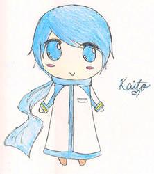 Chibi Kaito luffs you by RevuriiMezaaransu