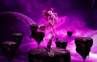 Heavenly magic by ArinDane
