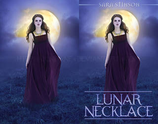 Lunar Necklace by ArinDane