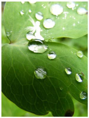 The Green Faery II by Morganenn