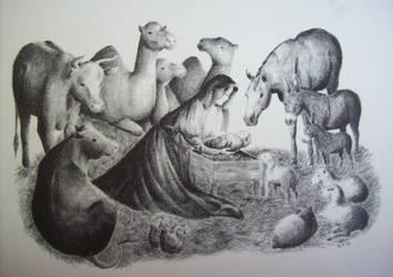 Nativity by Zephyr98