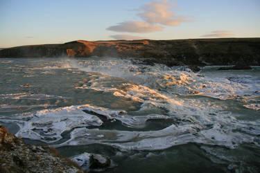 Waterfall by HenningOL
