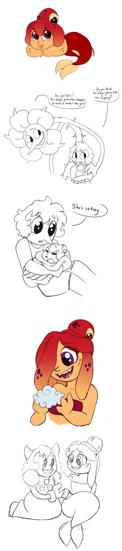 Solene Doodle Dump by 9CentsChange
