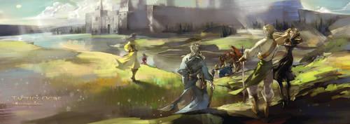 Tactics Ogre by iammovan