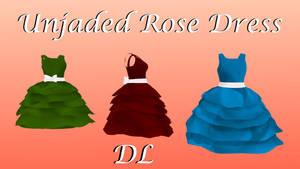 Unjaded Rose Dress Download ( Pmx ready) by cat-tom-boy