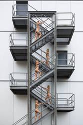 Upstairs by JudithGeiser