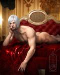 .:: Unveiled Dante ::. by TheEternalHorus