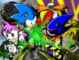 Sonic CD by Andoryu-San