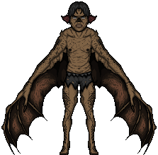 Man-Bat (DCCU) by LoganWaynee