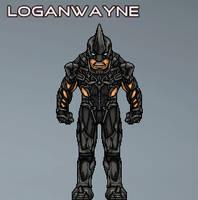 Rhino (Marvel's Spider-Man PS4) by LoganWaynee