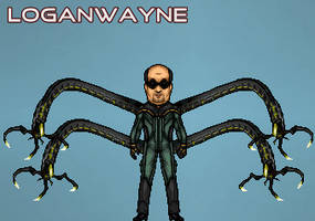 Doctor Octopus (Marvel's Spider-Man PS4) by LoganWaynee