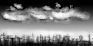 Random Sky by pcmaster